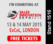 Yooba at Sales Innovation Expo
